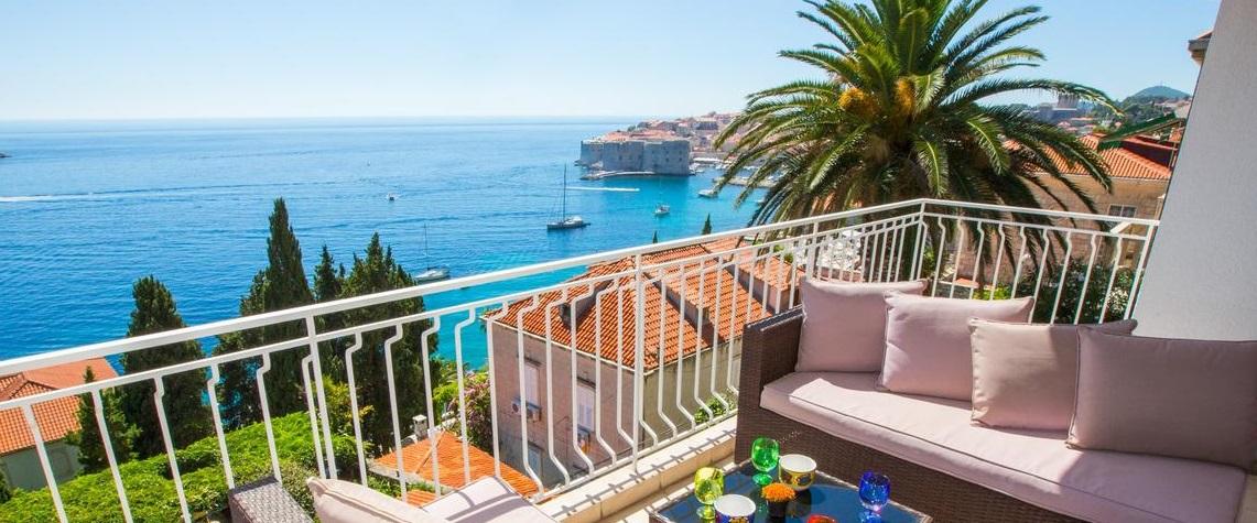 Dubrovnik Ploče trosoban stan - ekskluziva
